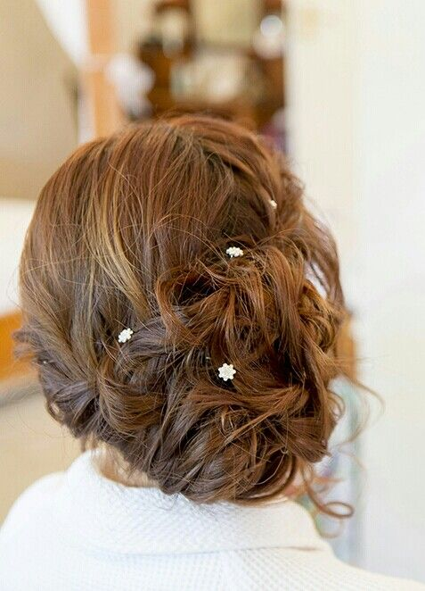 #ADRIHUGO #BRIDALHAIR