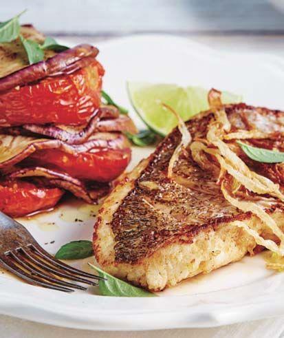 ¡Prepara el pescado de una manera diferente y deliciosa!