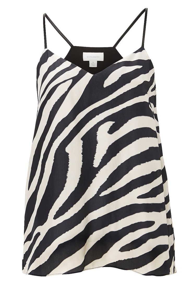 Shirts - Printed Luxe Cami