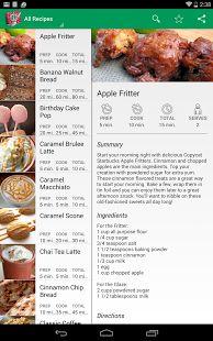 Recipe Guide for Starbucks - screenshot thumbnail ...
