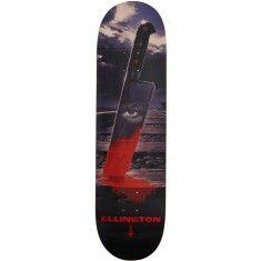 Deathwish Killers Skateboard Deck - Erik Ellington - 8.3875