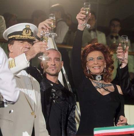 De Mediterranean Shipping Company had duidelijk kosten noch moeite gespaard om…