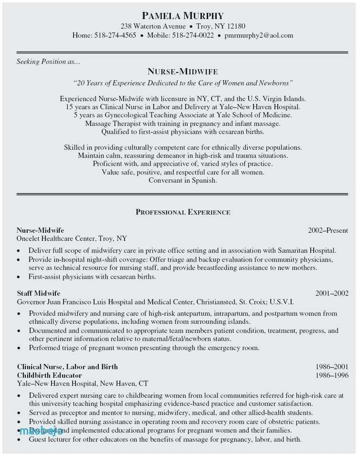 26 Registered Nurse Resume Objectives Decide on a resume