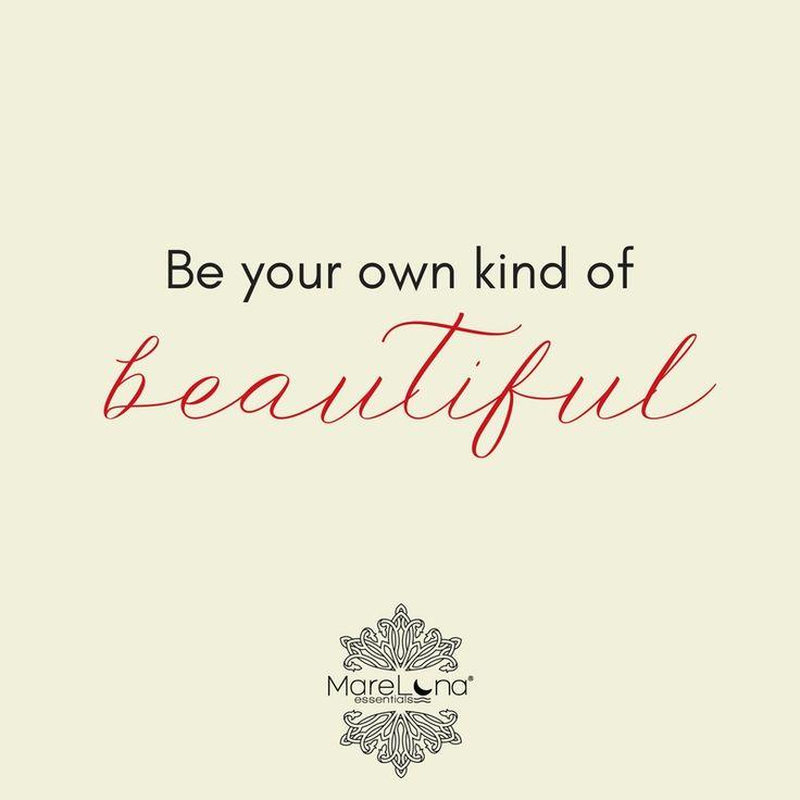Be uniquely you! #quotes #beauty #beautiful #MUA #cosmetics #unique #makeup #cosmetics #quote