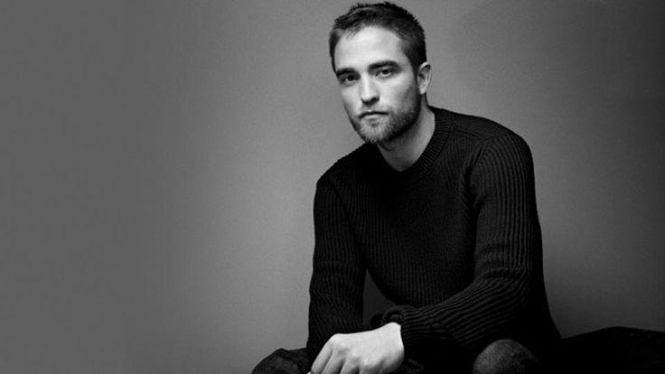 Robert Pattinson for Dior Homme - Source: Dior Mag