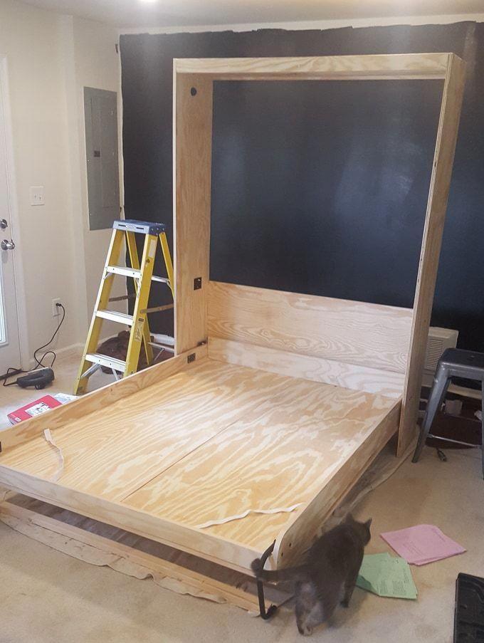 Diy Murphy Bed Plans Murphy Bed Hardware Kit Diy Murphy Bed