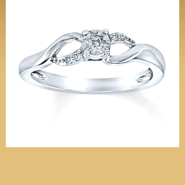 simple promise ring my day