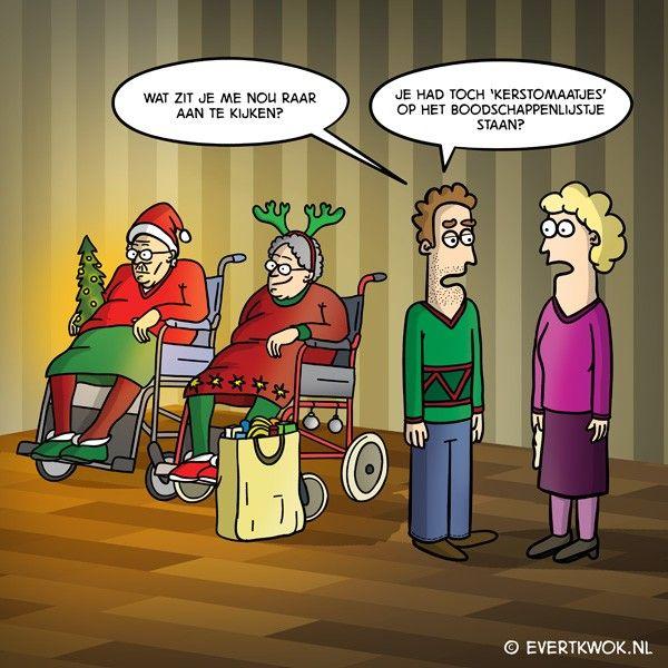 Cartoonlijstje: 8 cartoons voor een vrolijke kerst!