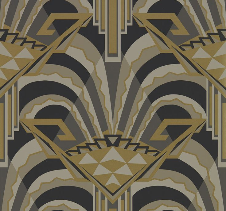 Conway Antique Bronze wallpaper by Zoffany