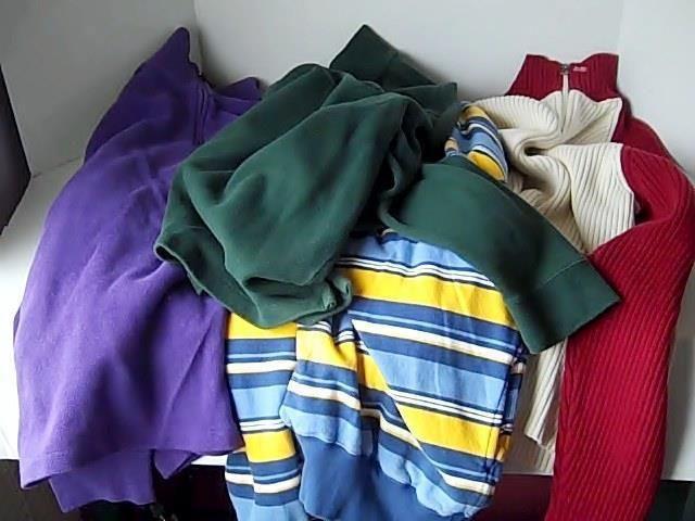 Ralph Lauren Polo LOT 4 Mens XL Sweat Shirts Sweater #RalphLaurenPolo #SweatshirtsSweater