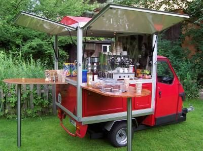 Pictures of Mobile Food carts, Trailers, Kiosks & Van Conversions