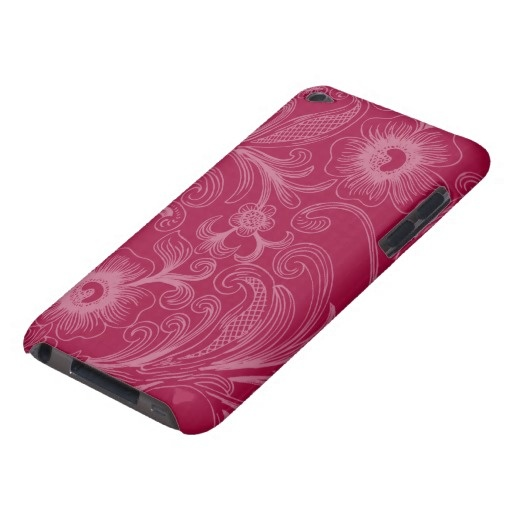 Floral Ornament Design iPod Case-Mate Cases :: $42.30 today
