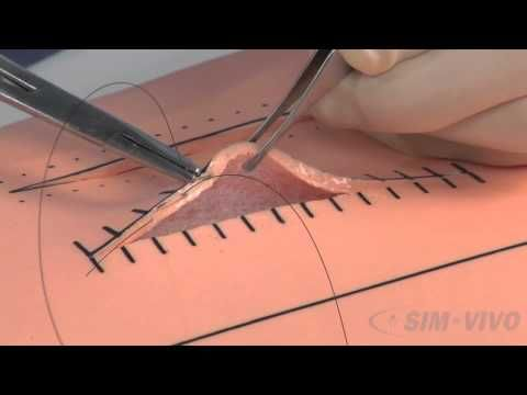 Suturing Introduction - Stitches DIY Medical Skill Videos