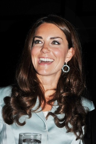 Kate at the Opening Ceremonies for London 2012 Olympics