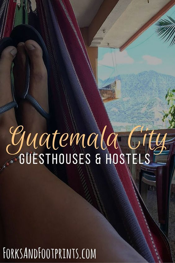 Guatemala City is often regarded as a dangerous destination, but for those looking to explore this little known city, here are some great recommendations for where to stay.