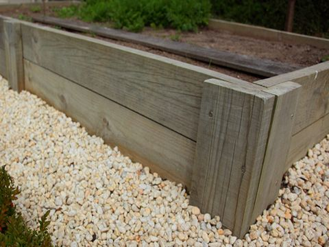 Sleeper Retaining Walls - The types of Sleeper Retaining Walls...The Construction Costs of Retaining Walls...The Best Retaining Wall Calculator...