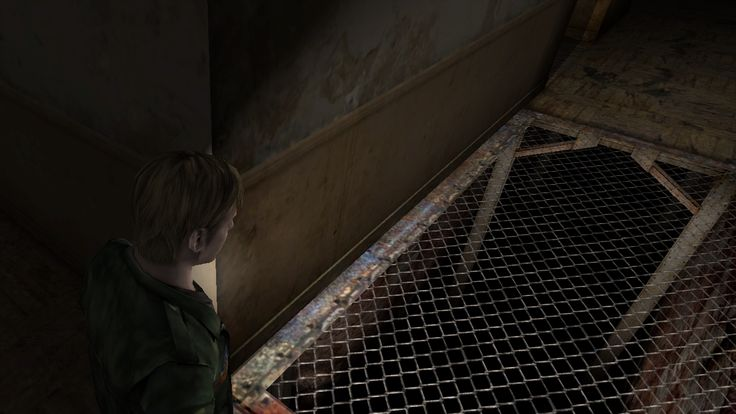 Silent Hill 2 - labyrinth - The labyrinth could serve as a physical manifestation of the mentalities of James Sunderland, Angela Orosco, and Eddie Dombrowski.