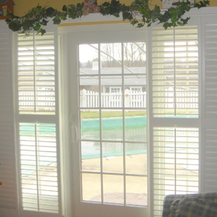 The Louver Shop Uses Innovative Technology To Install Our Magnificent Wood  And Louverwood Poly Plantations Shutters To Fit In Any Shape Window Or Door  ...