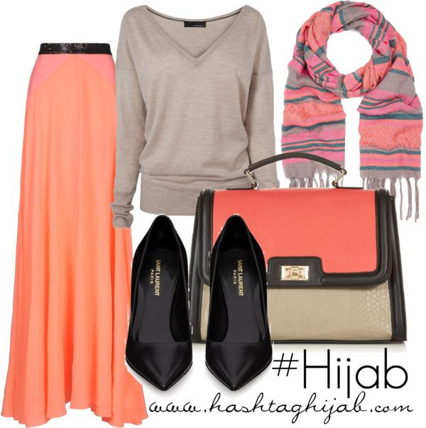 Hashtag Hijab Outfit #206