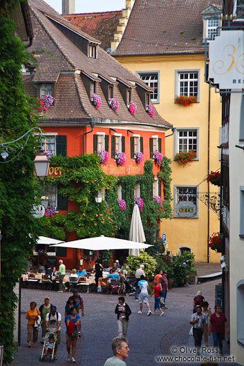 Cool Meersburg houses