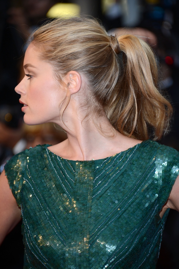 great hair | Doutzen Kroes za L'Oréal Paris ©Getty Images