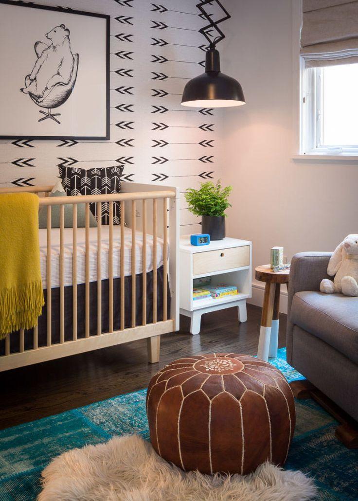 25 Best Ideas About Minimalist Nursery On Pinterest