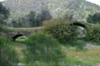 Ergendi 2 bridge-Constructive: Estimated Romans-Built year: Unknown-Bayındır-İzmir