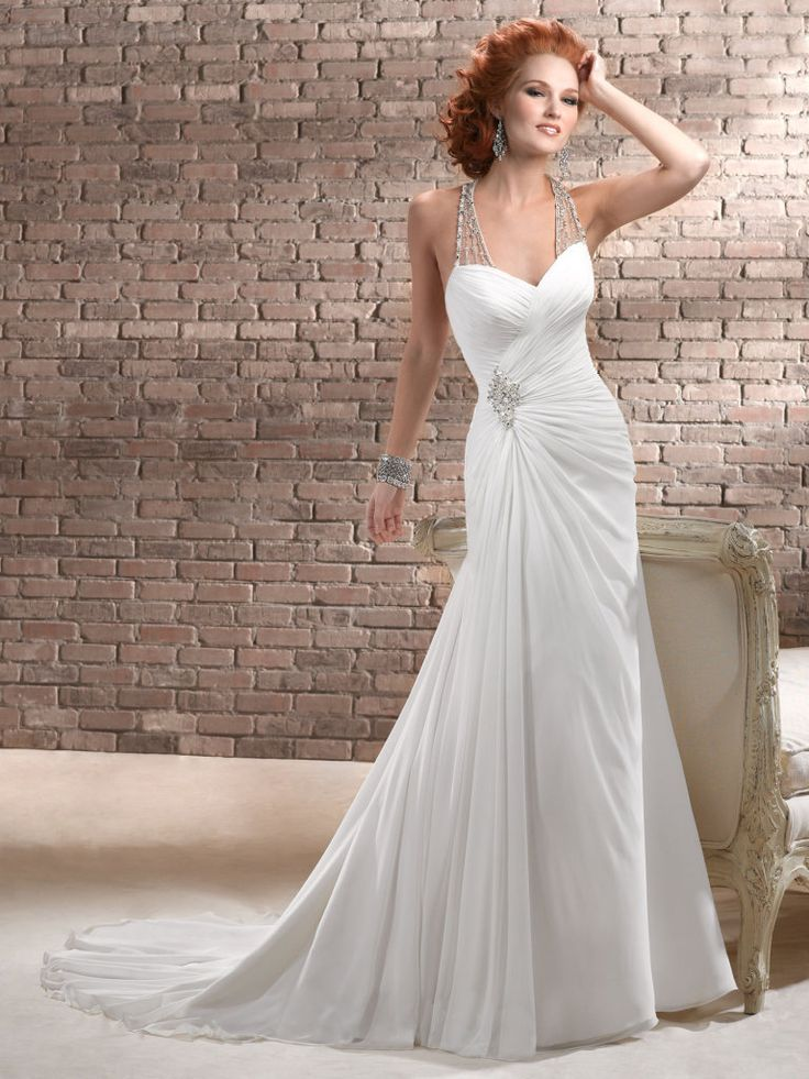 Front Of Maggie Sottero Sonora Large View The Bridal Gown