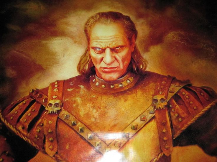 Ghostbusters II Vigo Replica Painting 1:1 Life Size GB 2 Movie Print Prop 4'3x7' | eBay