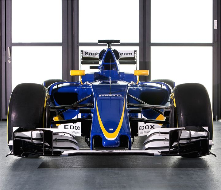 Sauber F1 Team |Sauber C35-Ferrari