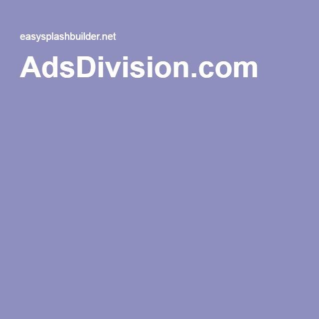 AdsDivision.com