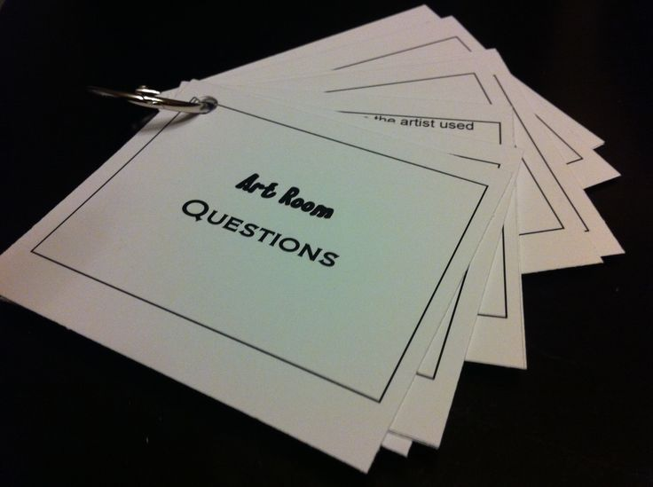 lists of generic questions you can ask students that provoke higher order thinking and can use any project or curriculum you are teaching.