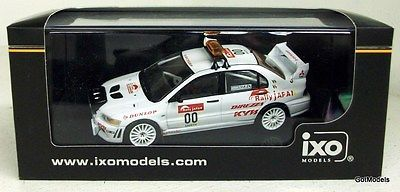 Ixo 1/43 - #ram444 mitsubishi #lancer evo vii #00 - rally #japan 2010 safety car,  View more on the LINK: http://www.zeppy.io/product/gb/2/231188472533/