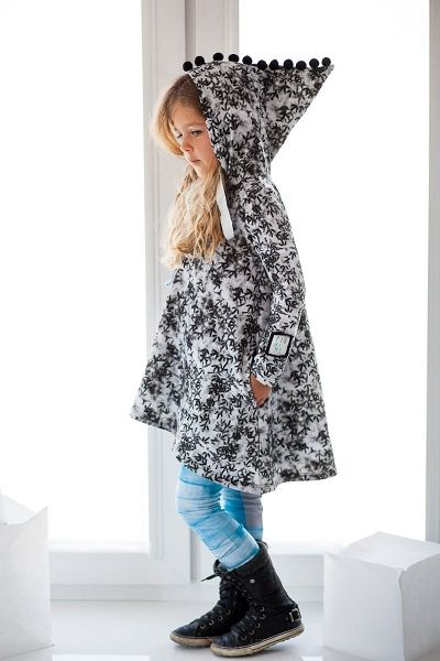 FREEDOM DRESS WH HOOD / TRACERS PRINT