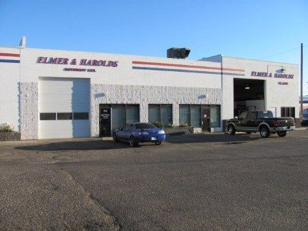 Elmer & Harold's Auto Body Professional staff will handle all of your Auto Body concerns.