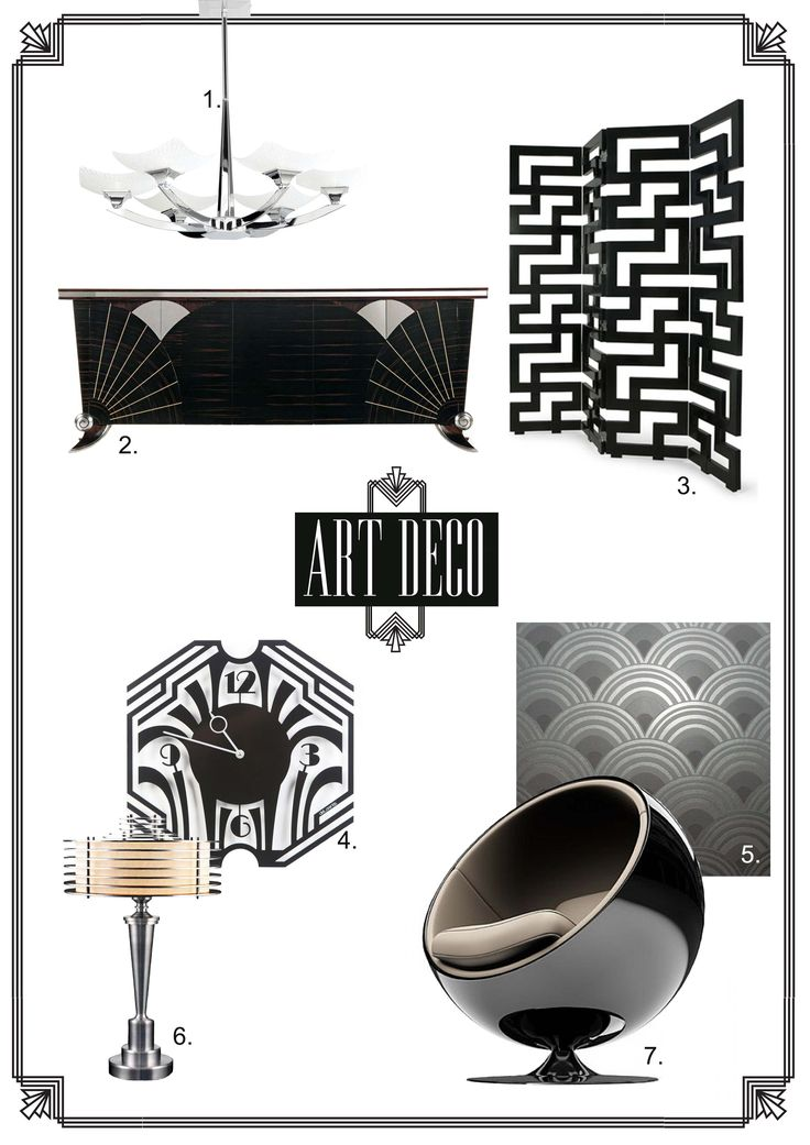 The Art Deco Revival
