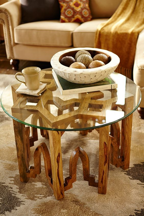 Pier 1: Moroccan Coffee Or End Table