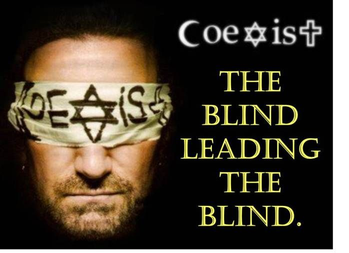 Coexist.....another man made religion