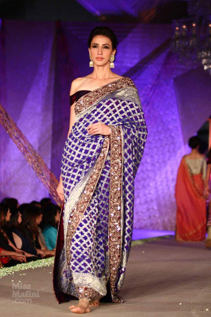 Manish Malhotra presented 'The Regal Threads' last evening