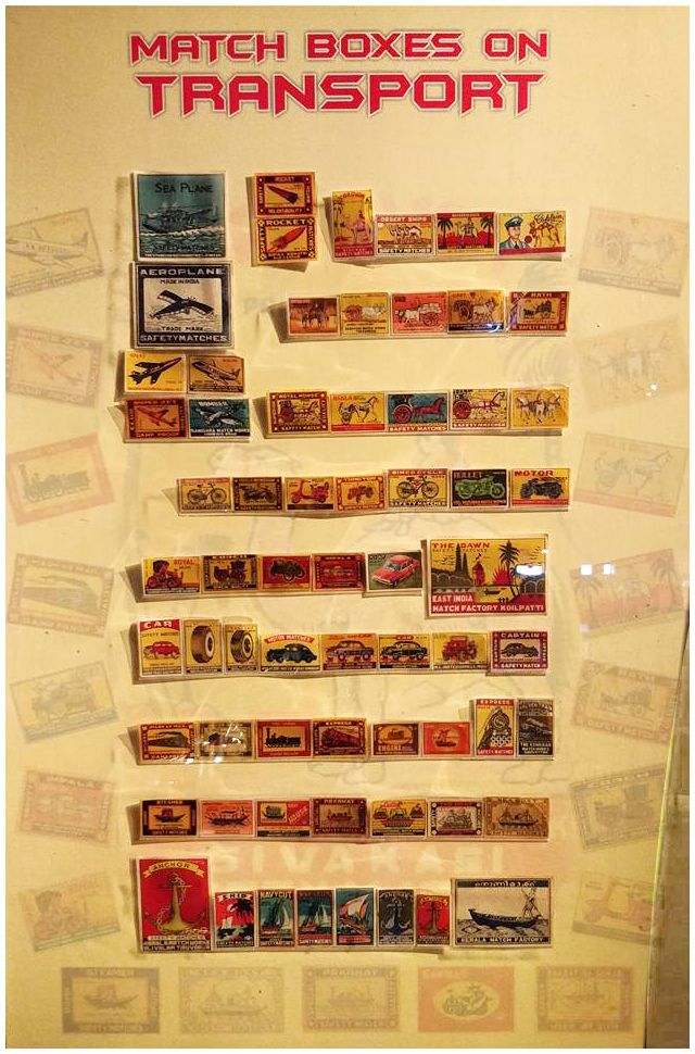 Rare collection of match boxes!