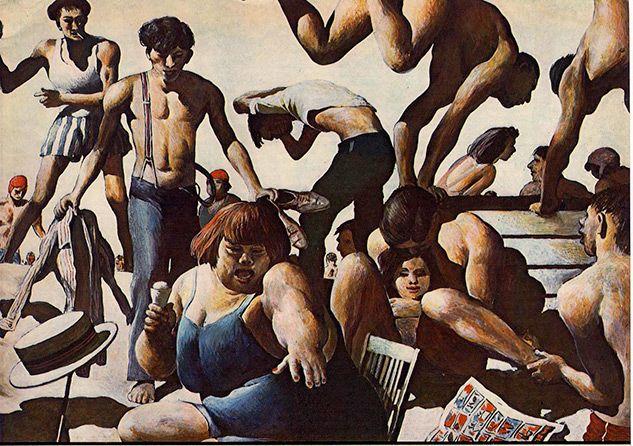 #TBT: The Massive, Masculine Art of Robert Riggs | Advocate.com
