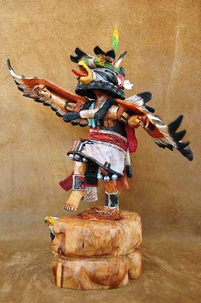 recipe: hopi eagle dancer kachina [15]