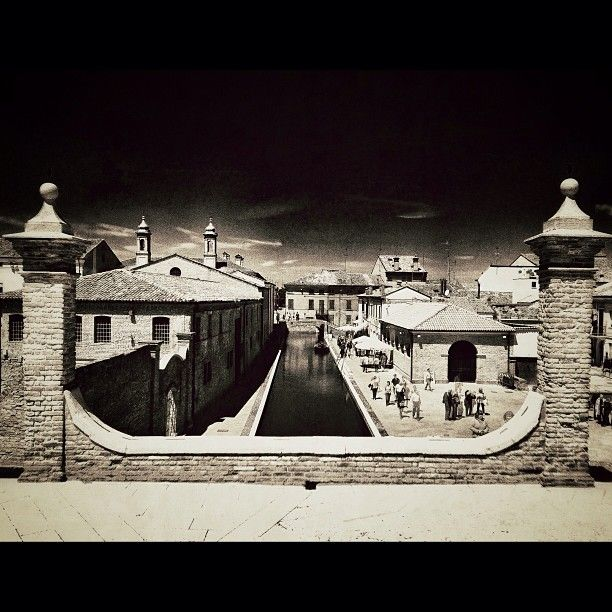 "Comacchio - ""Emilia Romagna: Captured Beauty on Instagram"" by @ThePlanetD Travel"