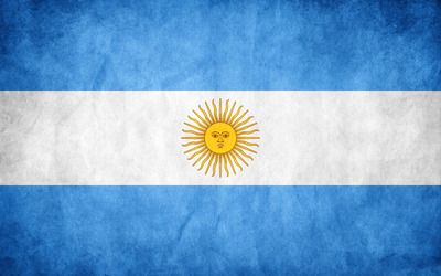 Argentina flag wallpaper - Digital Art wallpapers - #9227