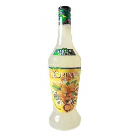 Vedrenne Almond Cordial - Sirop d'Orgeat 700ml