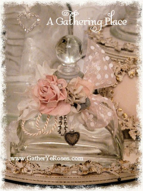 love decorated bottle ..love the clean and simplicity, but elegance of it...