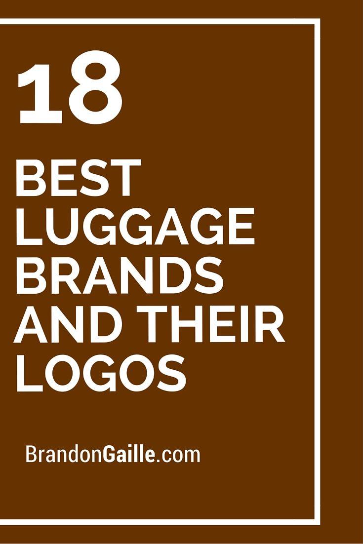 25  bästa Best luggage brands idéerna på Pinterest