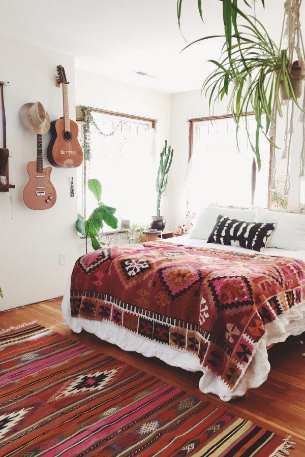 17 meilleures id es propos de tapis kilim sur pinterest for Chambre etats unis deco
