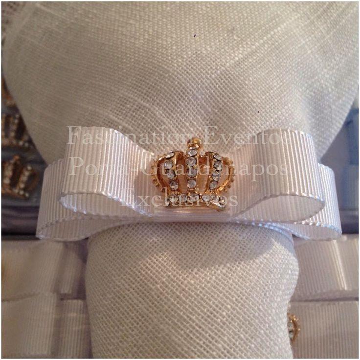 Porta Guardanapos para Casamentos e Eventos em Geral: Festa de Principes e Princesas.  Porta-Guardanapos...