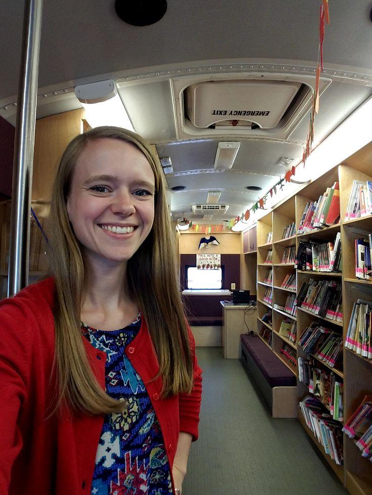 https://flic.kr/s/aHsm6LF9Wu | Laramie County Library System Bookmobile